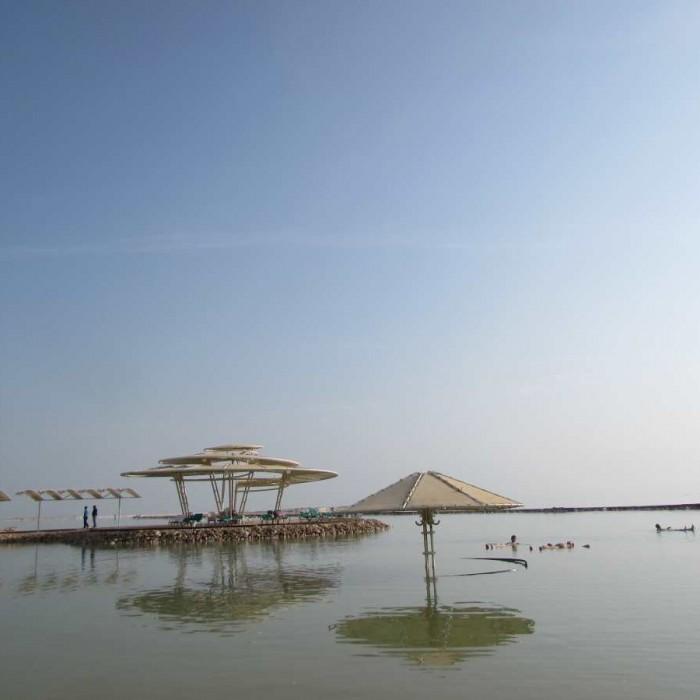 החוף מלון לאונרדו קלאב ים המלח