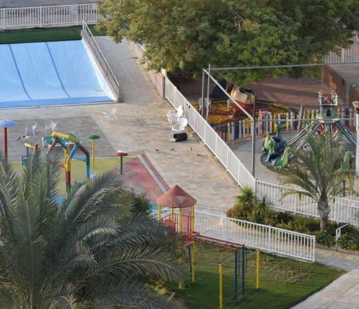 מתחם פעילויות לילדים מלון לאונרדו קלאב ים המלח