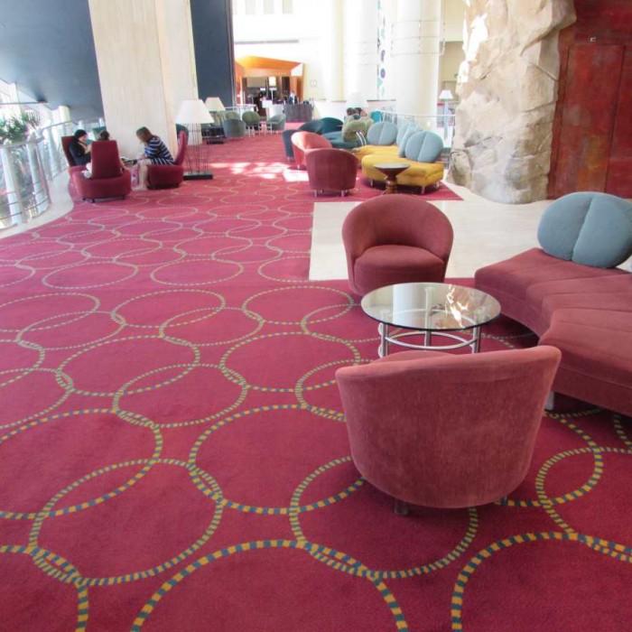 לובי למלון מלון דן אילת