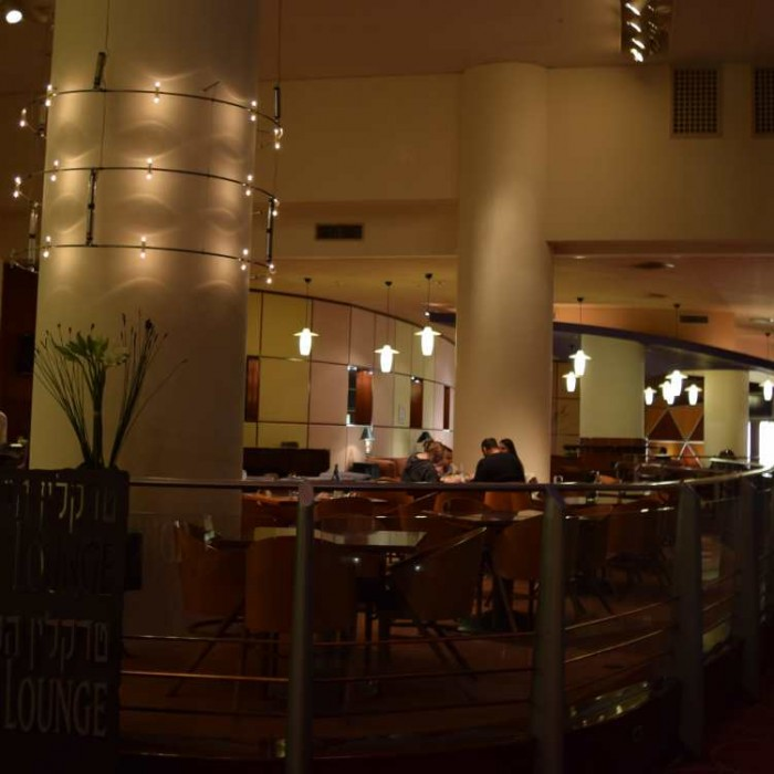 מסעדת המלון מלון דן אילת