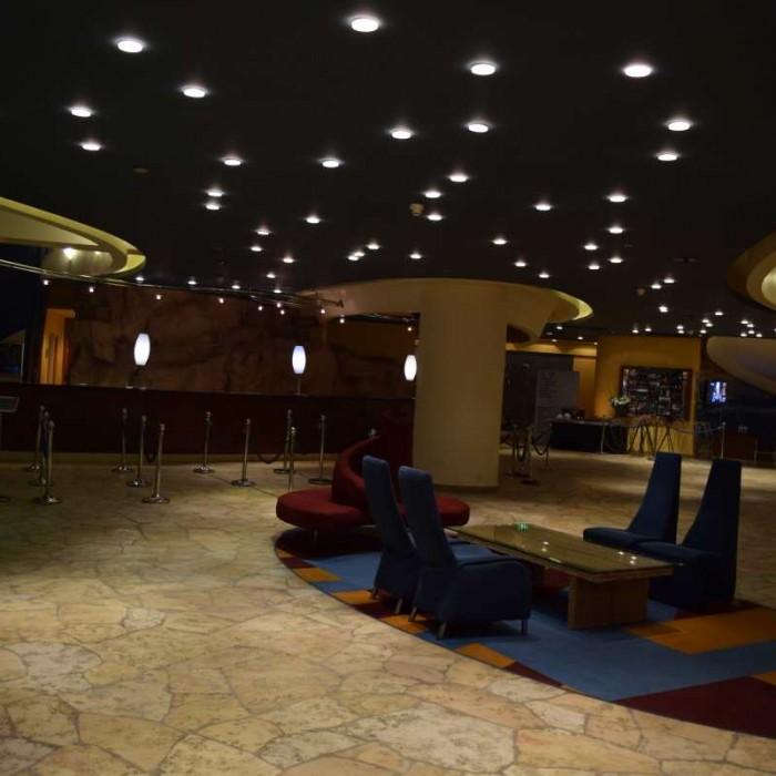 הקבלה מלון דן אילת