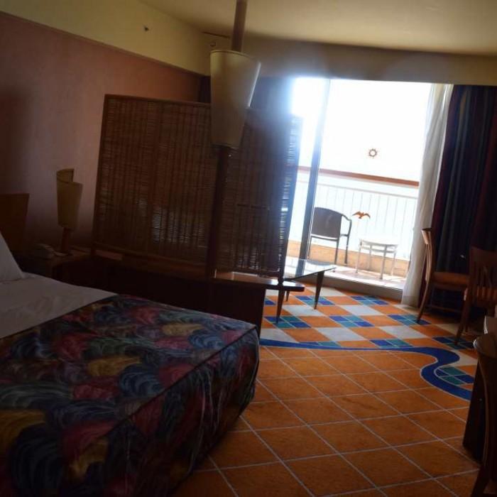 החדר מלון דן אילת