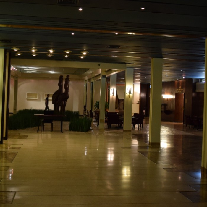 מעבר במלון מלון דן תל אביב