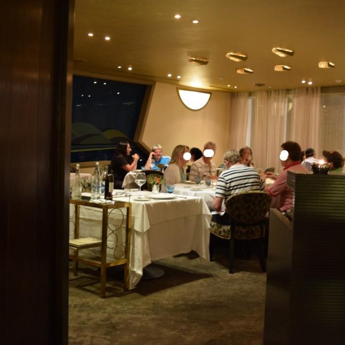 מסעדת המלון מלון דן תל אביב
