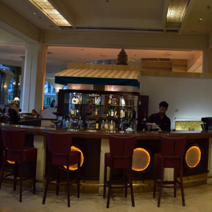 בר המלון מלון הרודס פאלאס אילת