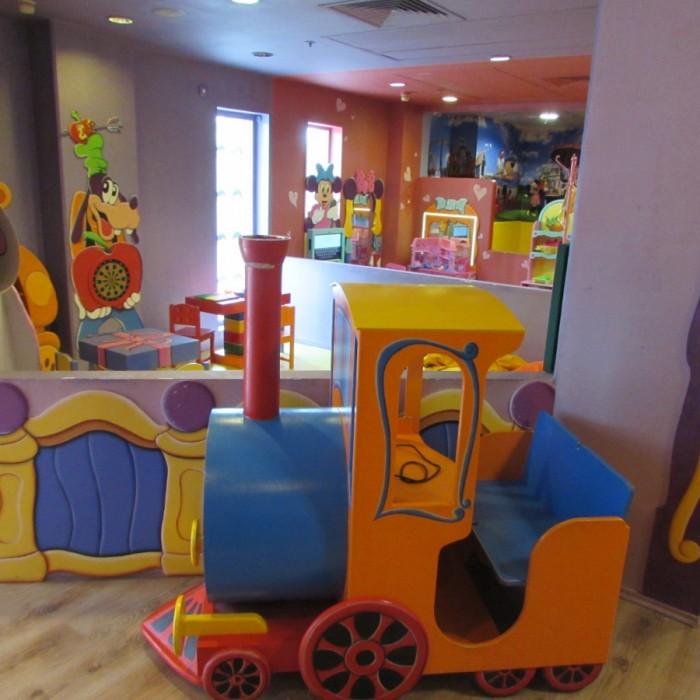 מועדון ילדים מלון הרודס פאלאס אילת