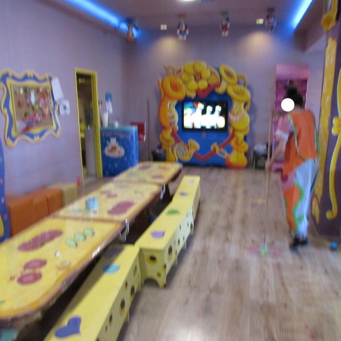 פינת יצירה מועדון ילדים מלון הרודס פאלאס אילת