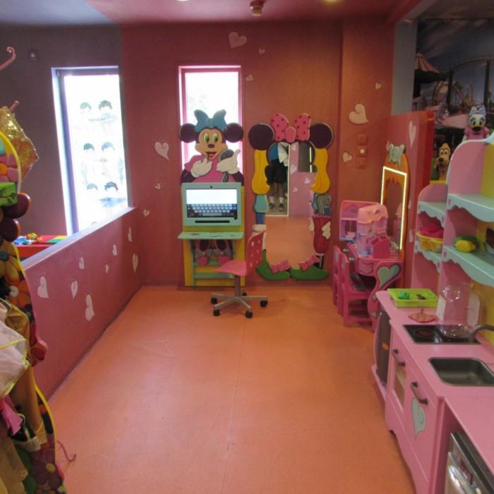 פינת ילדות מועדון ילדים מלון הרודס פאלאס אילת