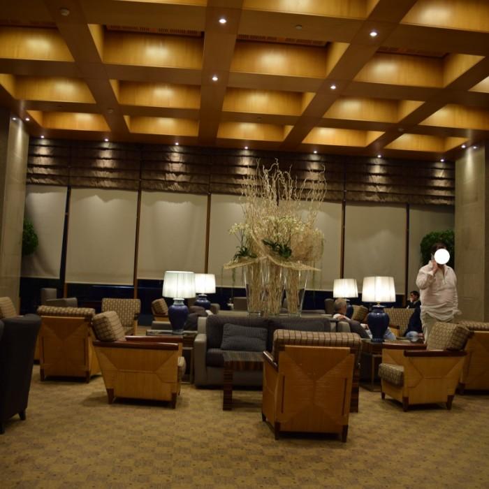 הלובי מלון הילטון תל אביב