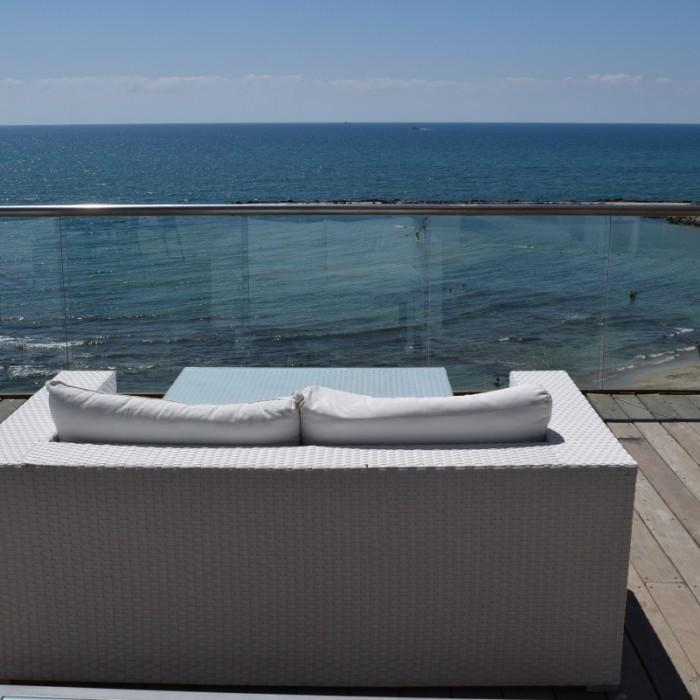 מול הים מלון הילטון תל אביב