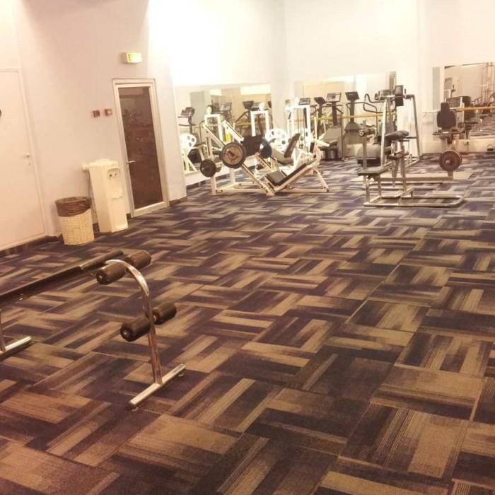 חדר כושר מלון ישרוטל ספורט קלאב אילת