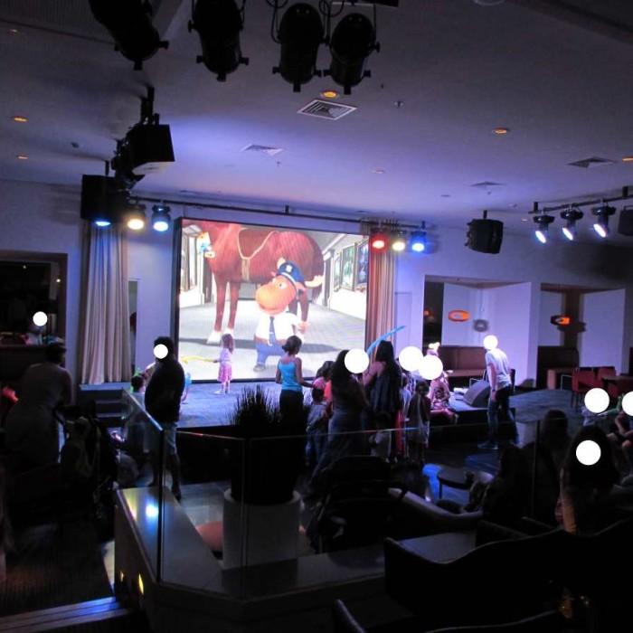 הופעות ופעילויות לילדים מלון ישרוטל ספורט קלאב אילת