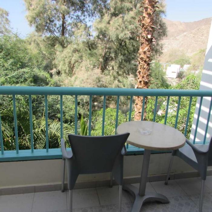 הנוף מהחדר מלון ישרוטל ים סוף אילת