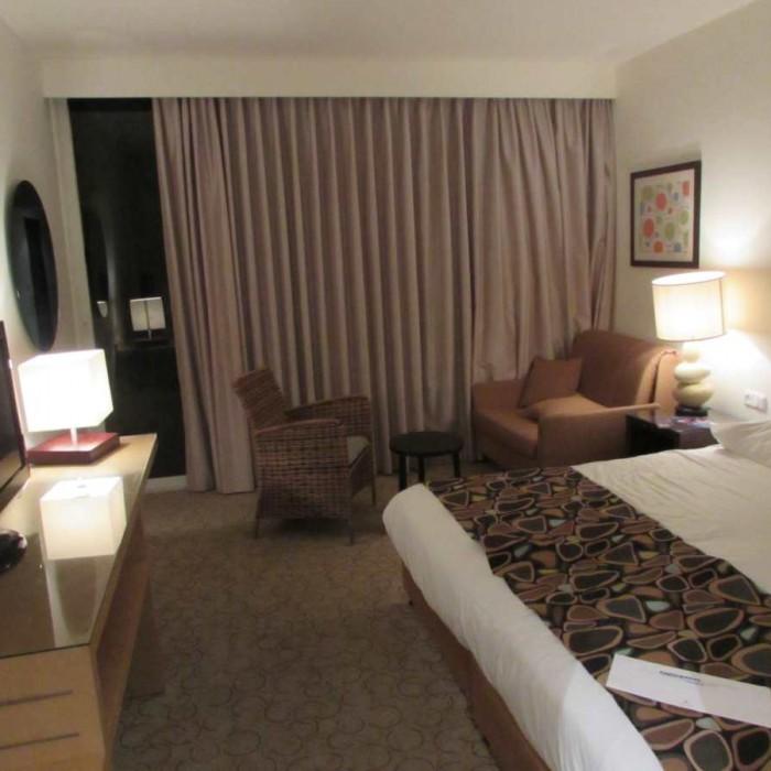 החדר מלון ישרוטל ים סוף אילת