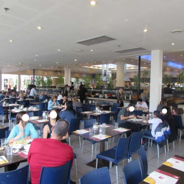 חדר האוכל מלון לאונרדו קלאב אילת