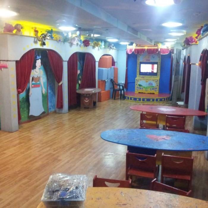 מועדון ילדים מלון לאונרדו פריוילג' אילת