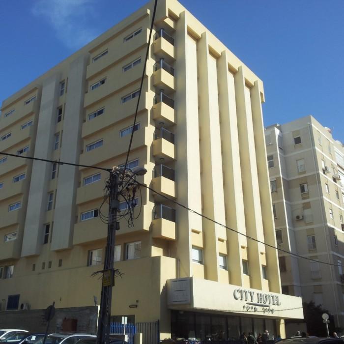 מלון פרימה סיטי תל אביב