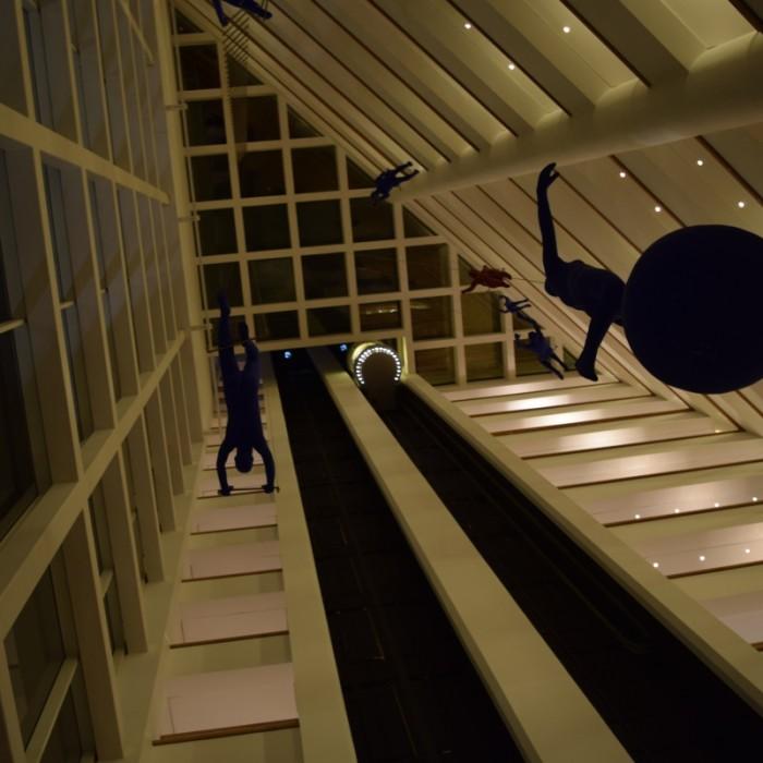 חלל במרכז המלון מלון רויאל ביץ אילת
