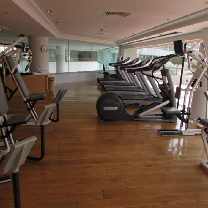 חדר כושר(בתשלום 30 שקלים) מלון רויאל ביץ אילת