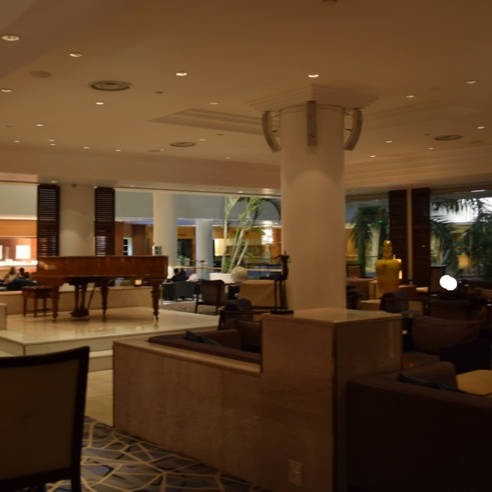 מרכז הלובי מלון רויאל ביץ אילת