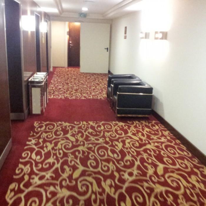 נקודת המתנה למעליות מלון שרתון ניו יורק