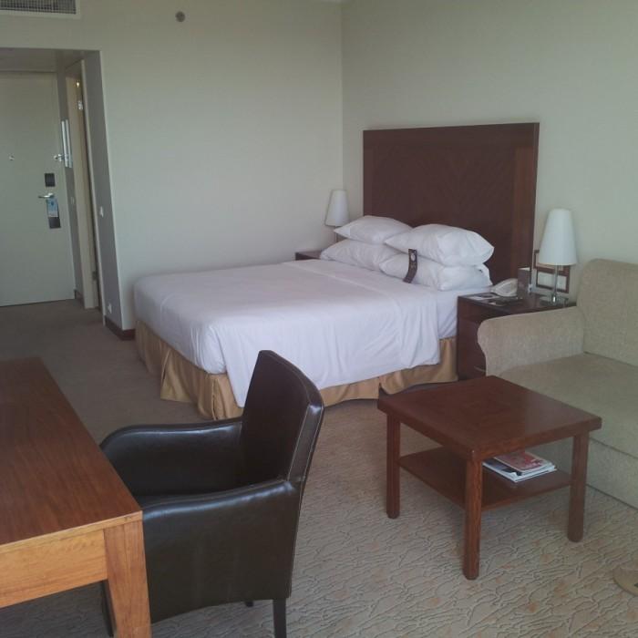 החדר מלון שרתון ניו יורק