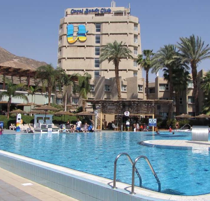 מלון יו קןרל ביץ אילת