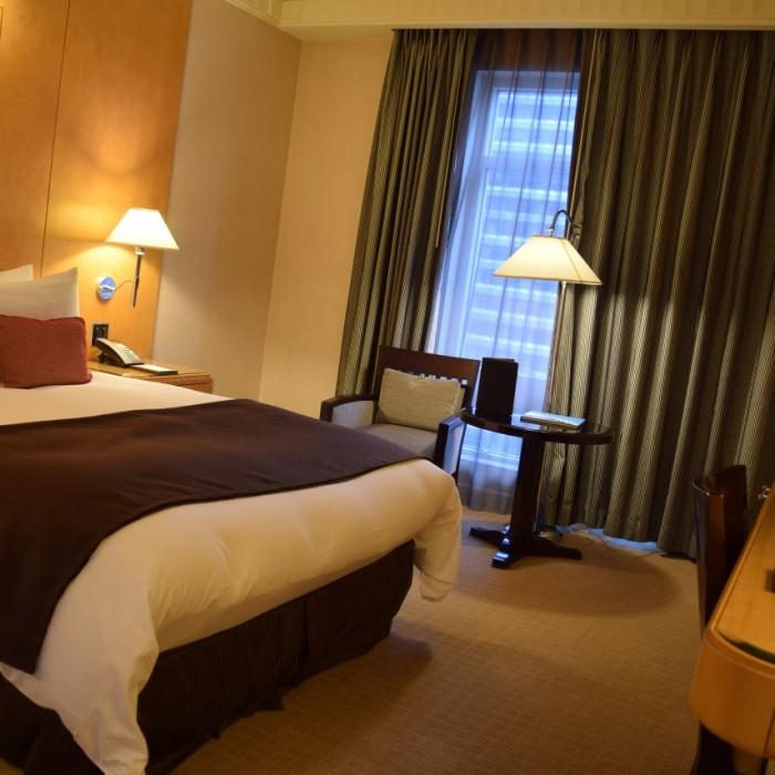 החדר מלון סופיטל ניו יורק