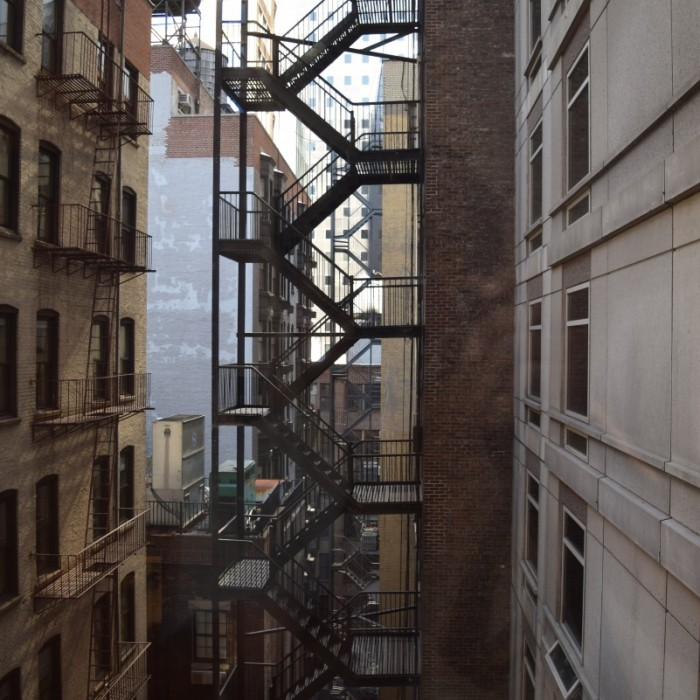 נוף מחדרים מסוימים מלון סופיטל ניו יורק