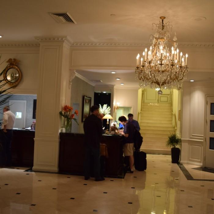 הקבלה מלון וורוויק ניו יורק