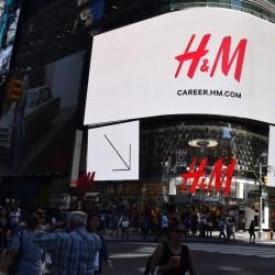 H & M כיכר טיימס ניו יורק
