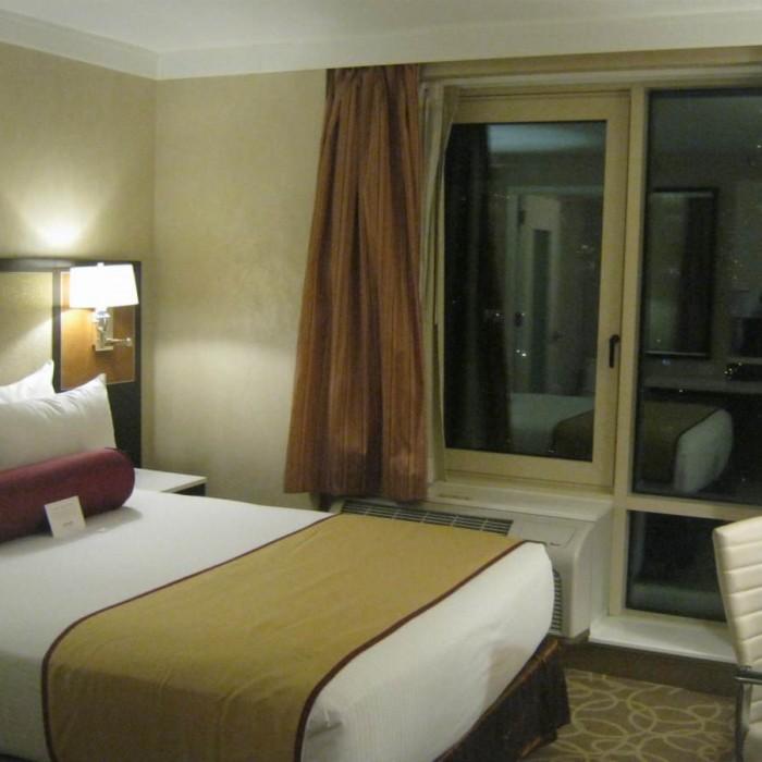 מלון סטייברידג' החדר