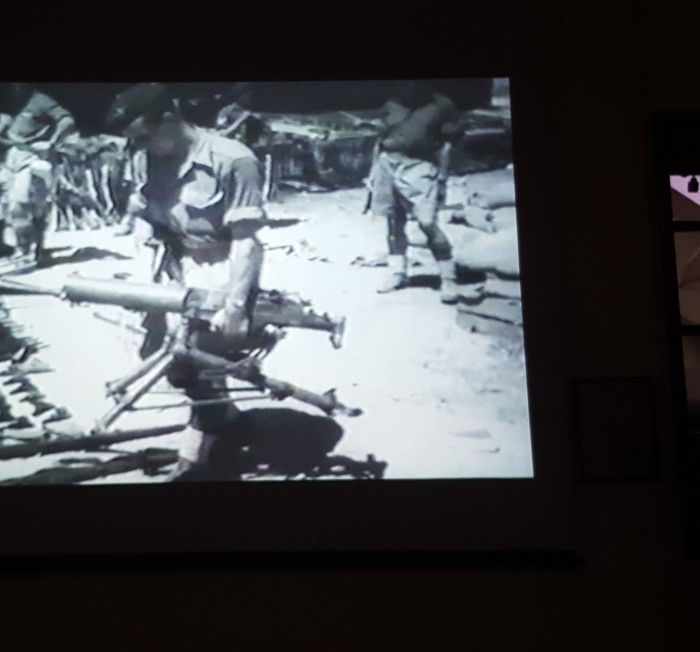 """סרט המסביר את התפתחות האצ""""ל ופעולותיה"""
