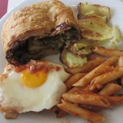 שקשוקה, פסטה, בורקס ארוחת בוקר מלון לאונרדו קלאב אילת