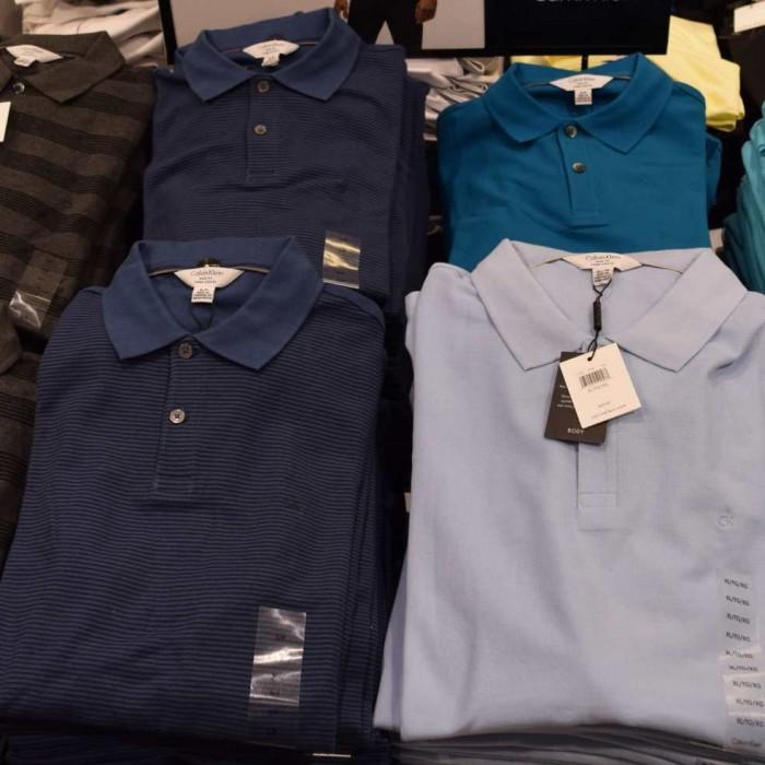 חולצות פולו 25$ קלווין קליין