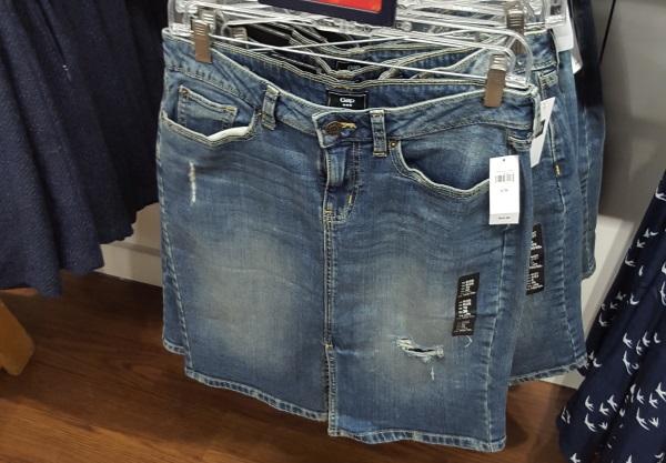 גאפ ג'ינס קצר 23$ גאפ ג'רזי גרדנס