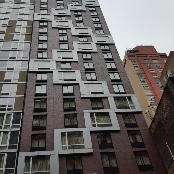 המפטון אין רחוב 35 ניו יורק