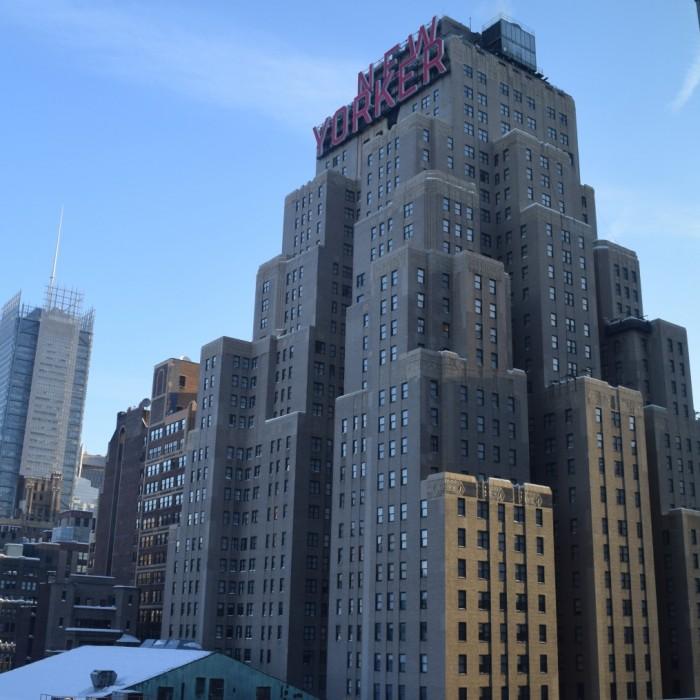 מלון הניו יורקר