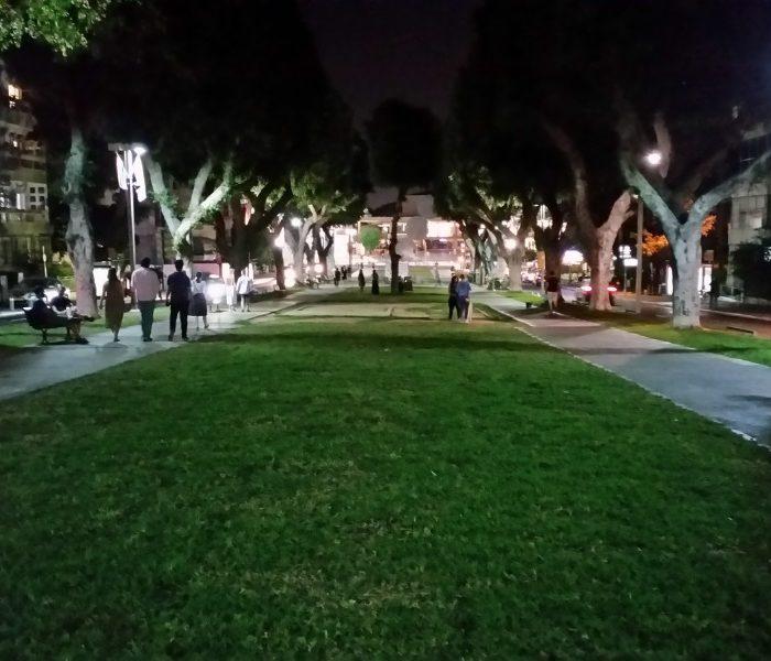 גלקסי 5S צילום בלילה