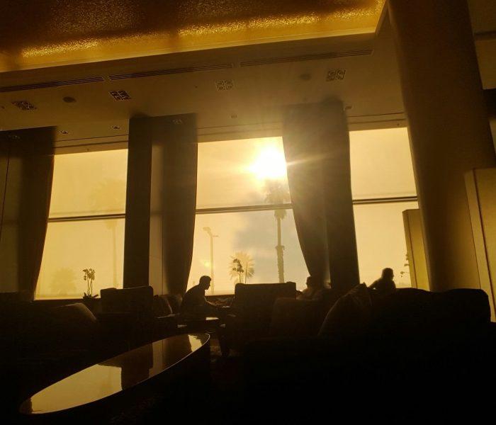 גלקסי 6S צילום מול השמש